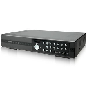 AVZ308 - 8 Kanals Full HD DVR - 8 Analoga kameror + 1 IP.