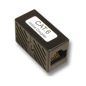 Microconnect - CAT6 Skarv - RJ45 x 2