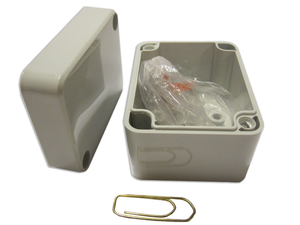 Mini Kapsling / kopplingsbox - IP67 (67x50x45mm)